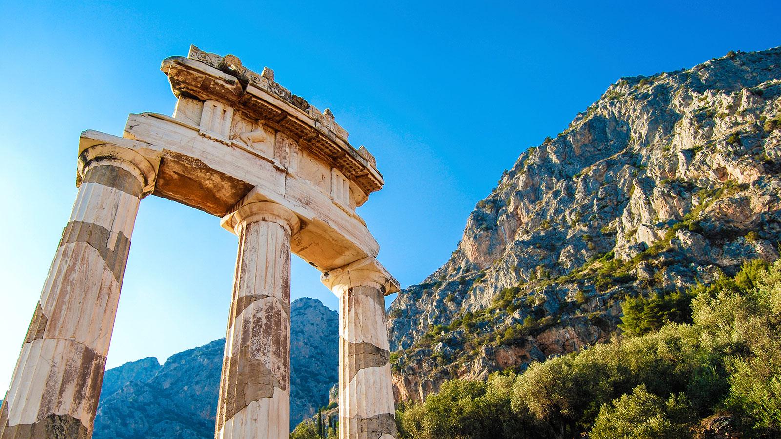 S jour en gr ce avec sensations du monde for Sejour en grece