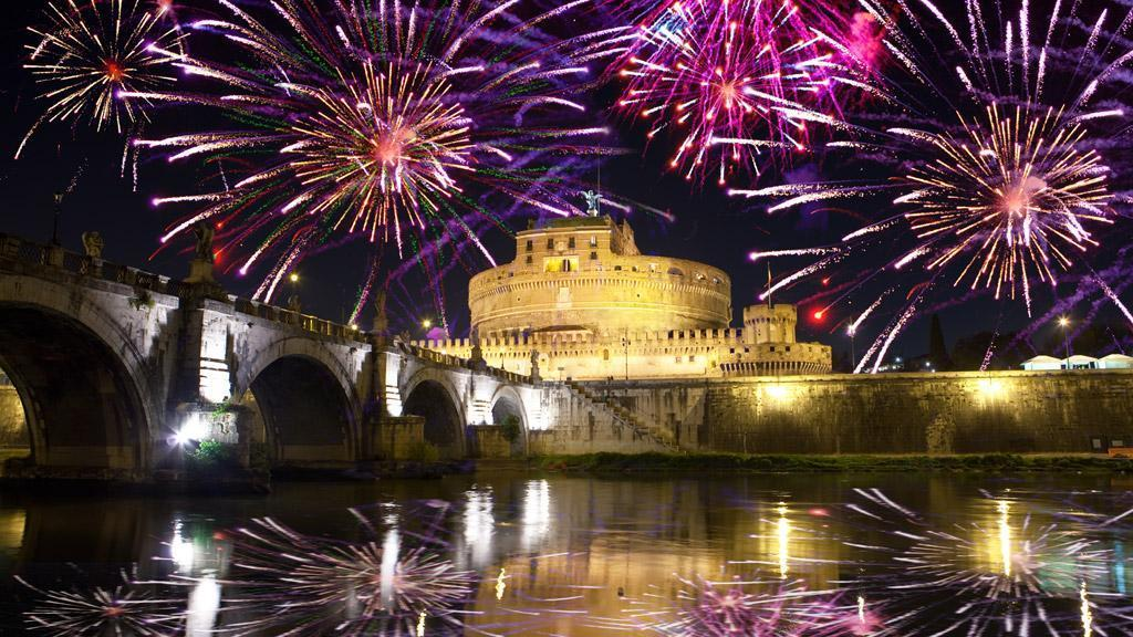 Réveillon Nouvel an Rome
