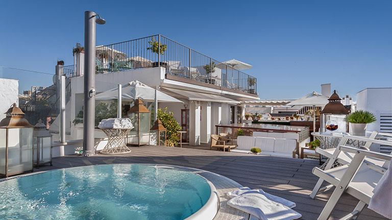Week end d couverte seville 3 jours 2 nuits hotel - Seville hotel piscine ...