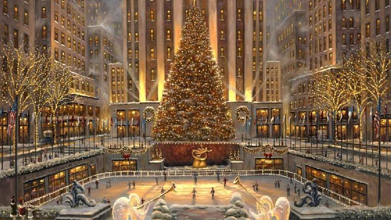 Séjour Noël à New York