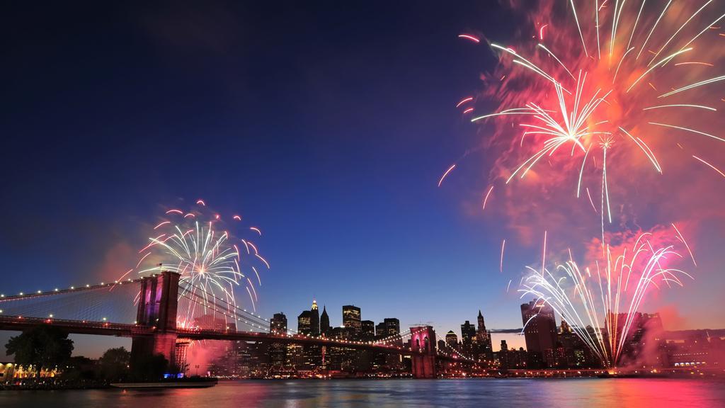 Séjour nouvel an New-York