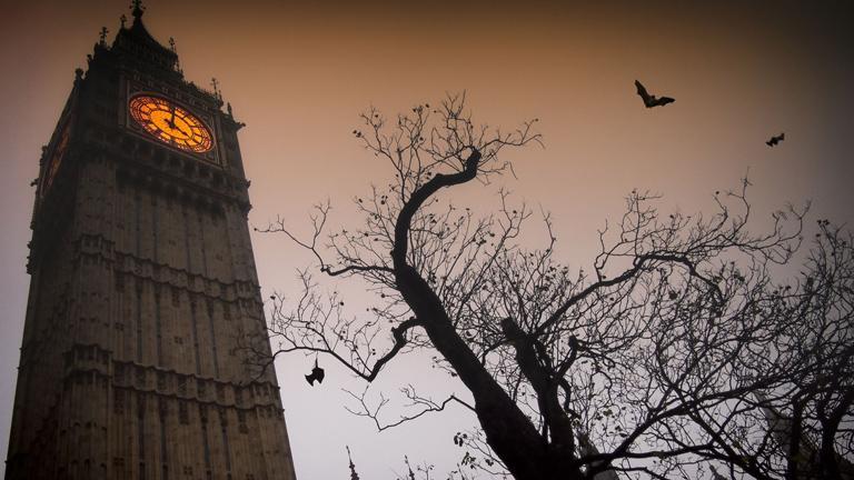 Halloween & Vacances Toussaint à Londres