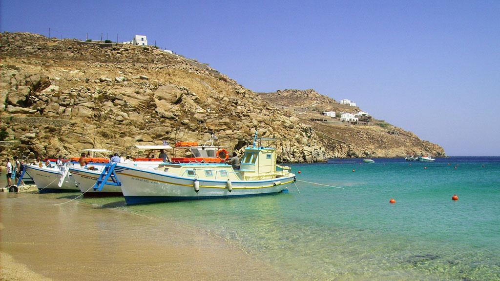 S 233 Jour 238 Les Grecques Mykonos Paros Amp Santorin