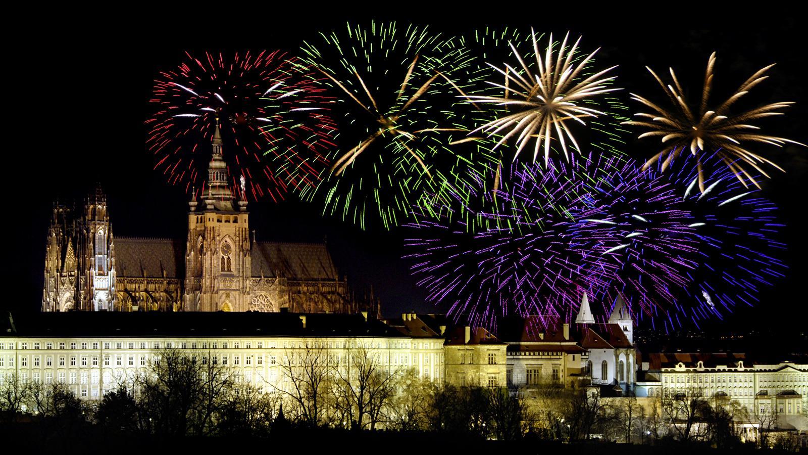 Séjour nouvel an Prague