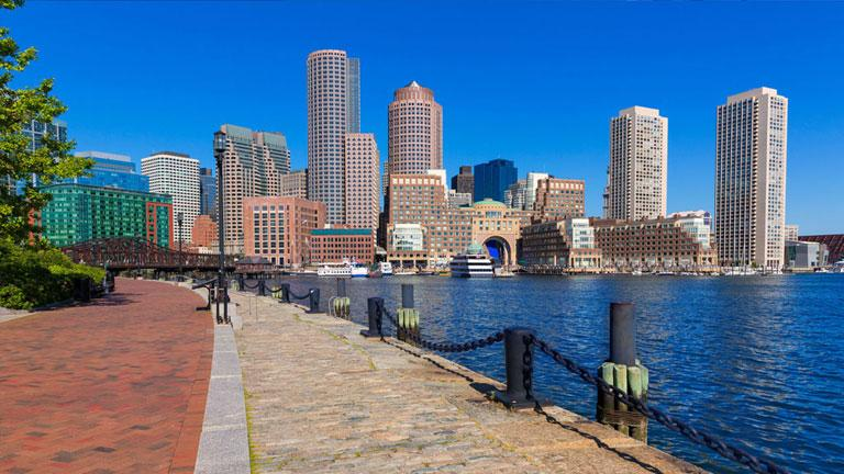 Boston New York Et Washington Combine Villes De Lest