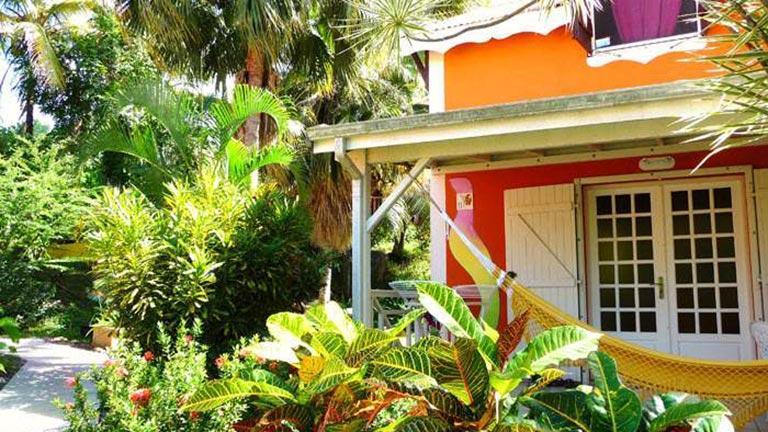 Séjour villa en Guadeloupe + voiture