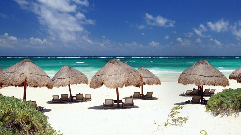 vacances soleil mexique