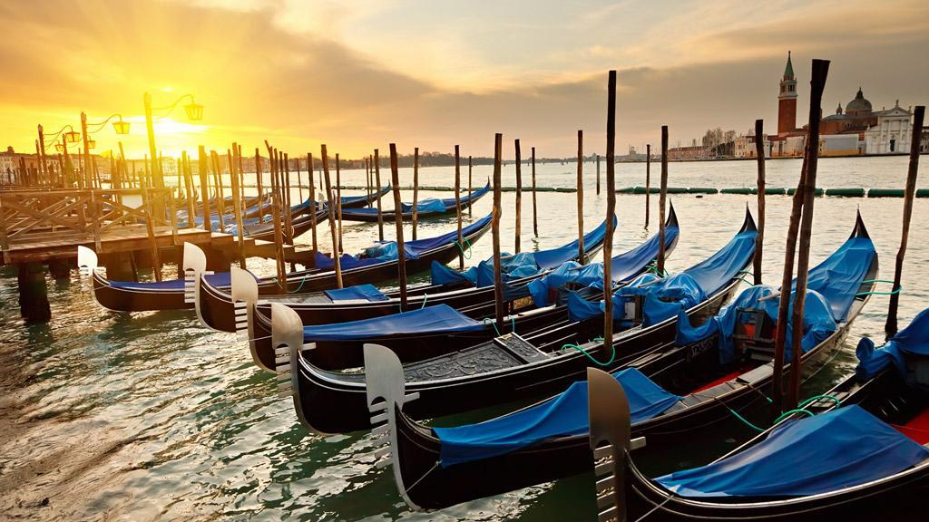 Venise à la Toussaint