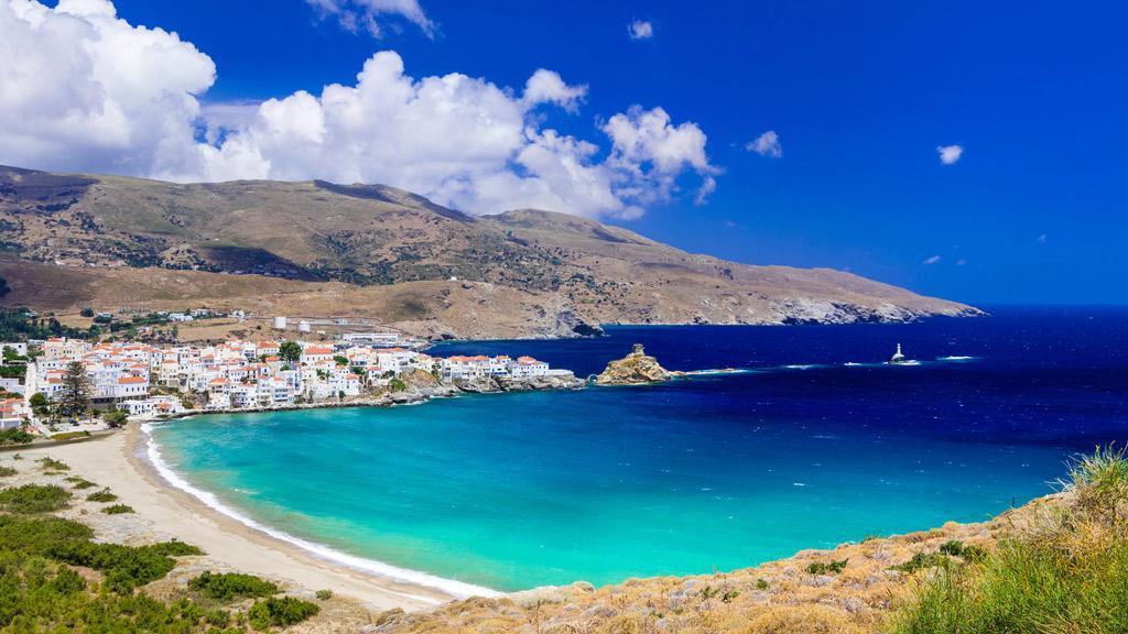 Combiné Andros, Tinos, Syros