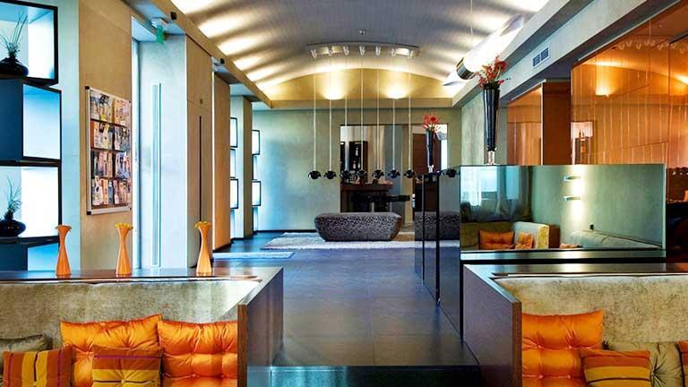 R veillon nouvel an prague for Design hotel 987