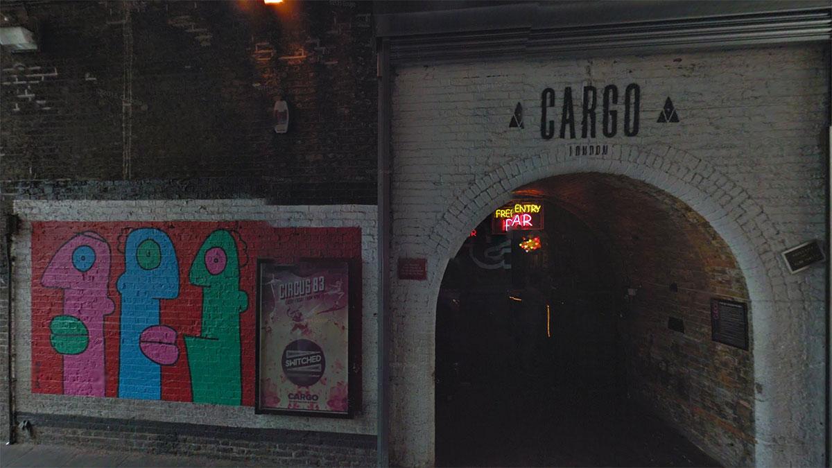Cargo, London - Sensations du Monde