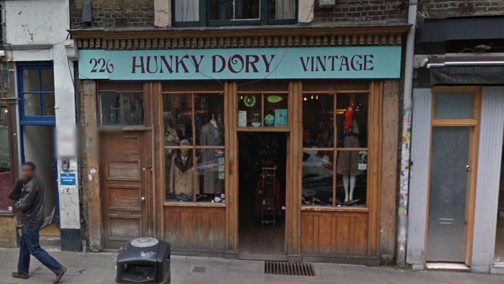 Hunky Dory Vintage - Sensations du Monde