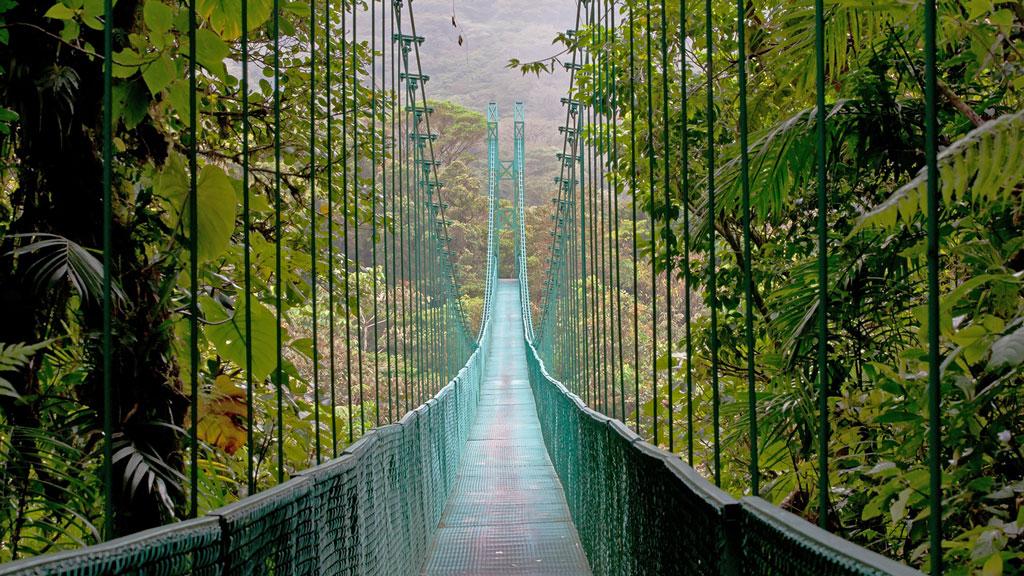 Partir au Costa Rica
