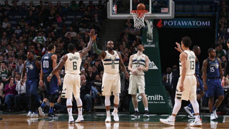 Voyage aux USA, un match de NBA