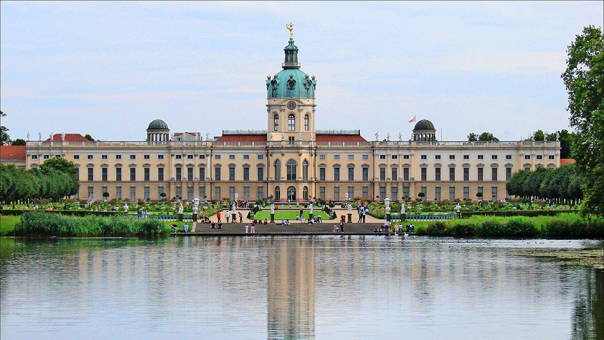 Parcs et jardins à Berlin