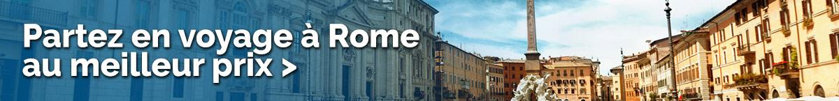 Partez en voyage à Rome au meilleur prix - Sensations du Monde