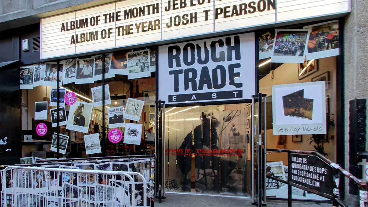 Rough Trade East - Sensations du Monde