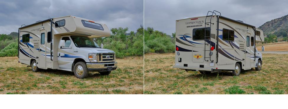 Extrêmement Camping car USA - Motorhome; Vivez en toute liberté les Usa IL79