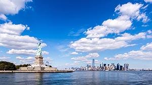 voyage new york