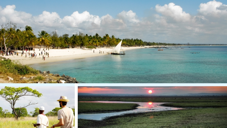 Mozambique - Top 5 des destinations en 2019