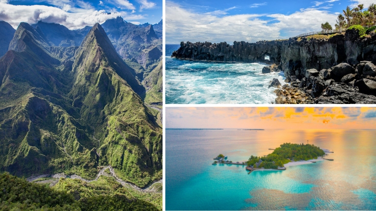 La Réunion - Top 5 des destinations en 2019