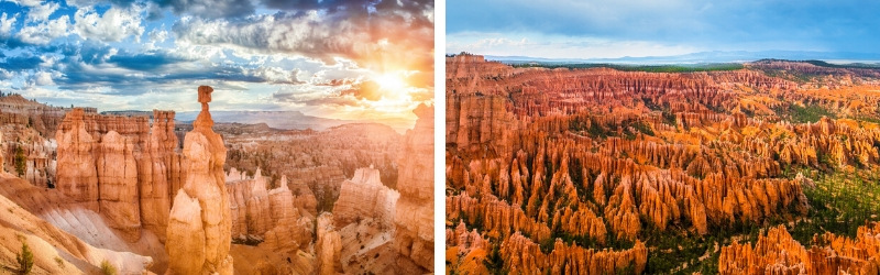 Bryce Canyon Park